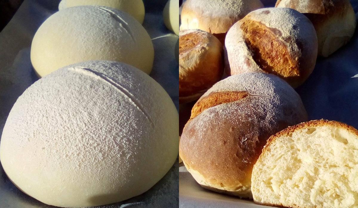 χωριάτικο ψωμί_