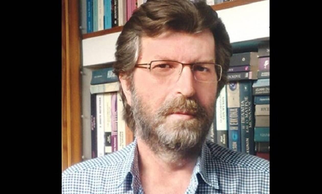 Έφυγε από τη ζωή δημοσιογράφος Βασίλης Τριανταφύλλου
