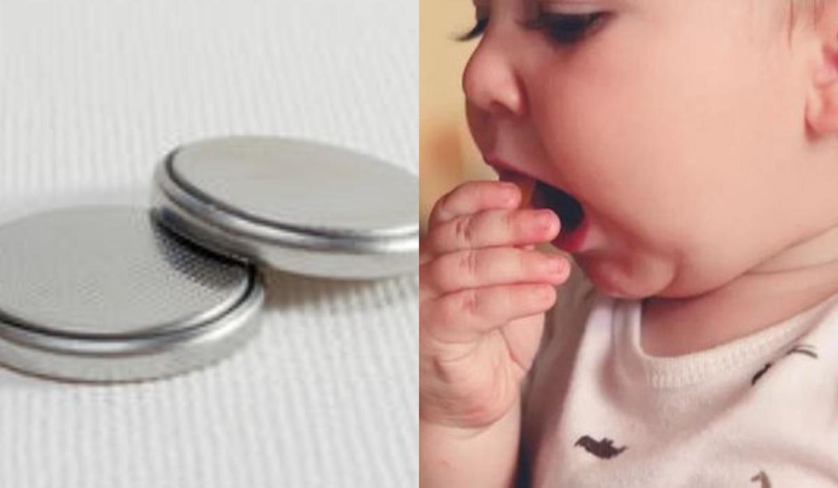 Σοκ: Παιδί 4 μηνών κατάπιε μπαταρία & πέθανε από αιμορραγία