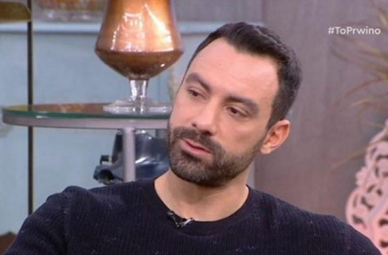 Τανιμανίδης: «Δυσκολευτήκαμε να κάνουμε παιδιά. Δεν θυμάμαι πόσες ήταν οι προσπάθειες»