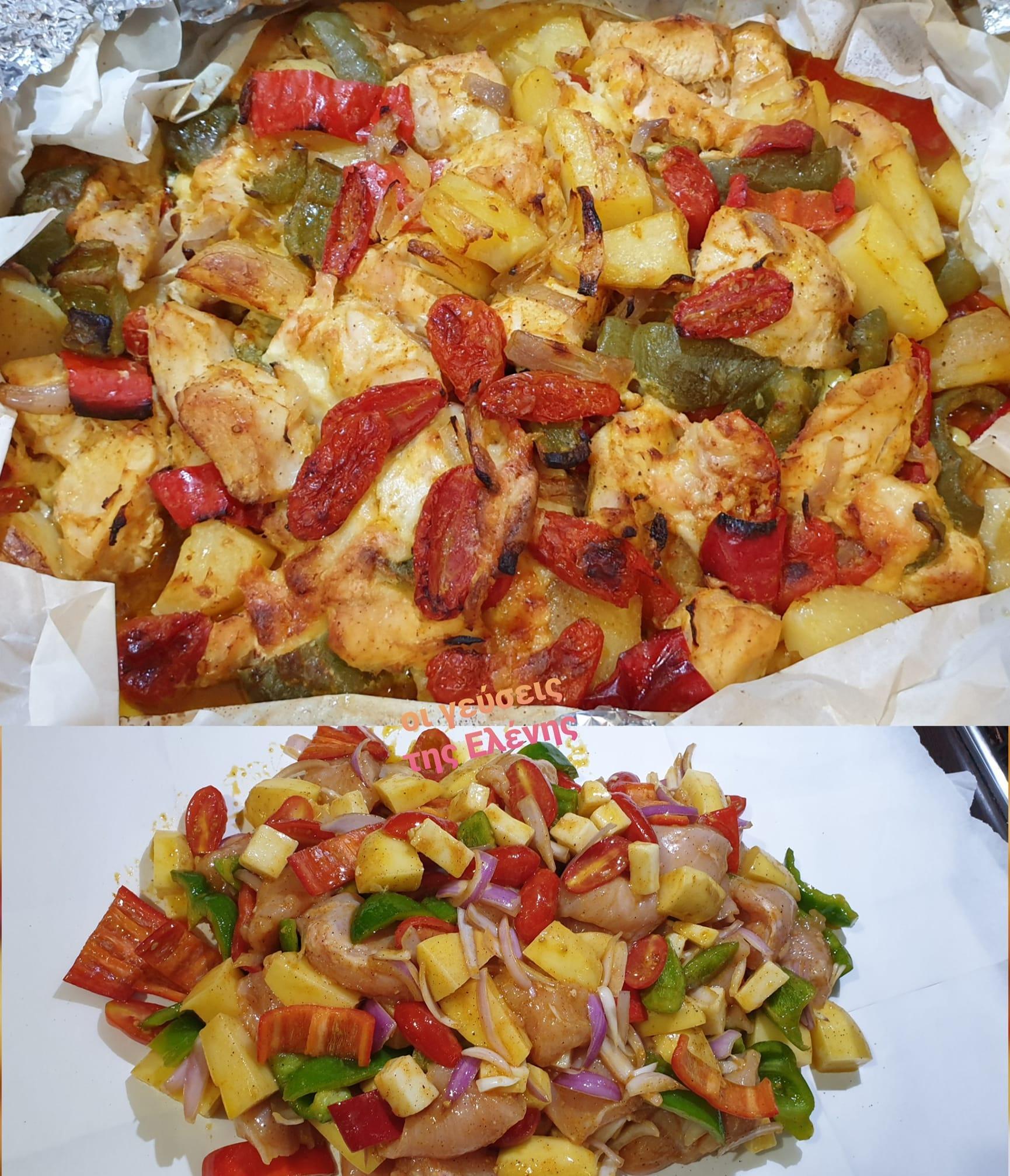 Κλέφτικο κοτόπουλο_Η καλύτερη συνταγή_