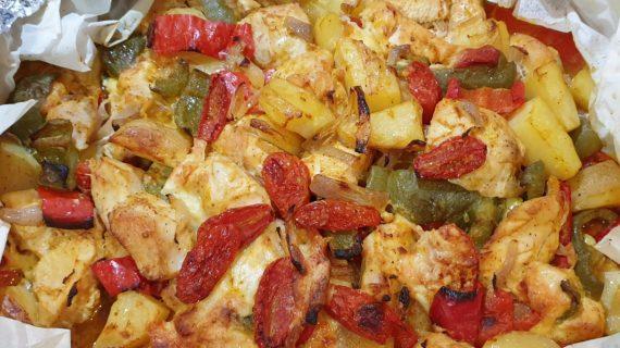 Κλέφτικο_ κοτόπουλο_Η καλύτερη_ συνταγή _