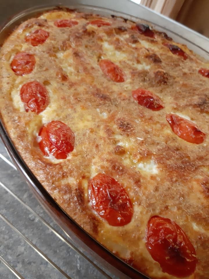 Συνταγή για_ Σουφλέ με βραστές πατάτες και τζίντζερ_