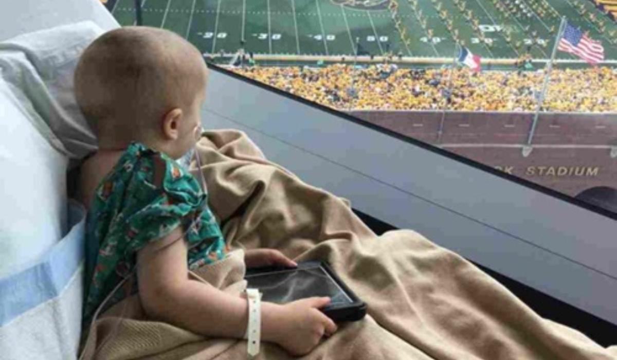 συγκινητική_αντίδραση_παιδιού με καρκίνο_
