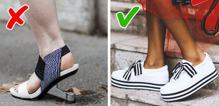 άβολα παπούτσια_