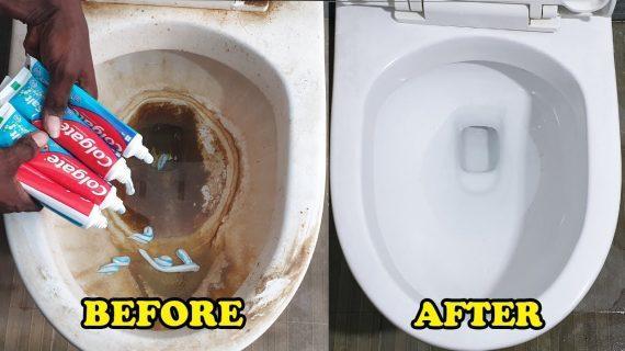 Καθάρισμα λεκάνης: Το απίστευτο κόλπο που πρέπει να δεις_