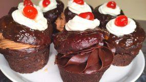 Μπαμπάδάκια με σοκολάτα: Η απόλυτη συνταγή_