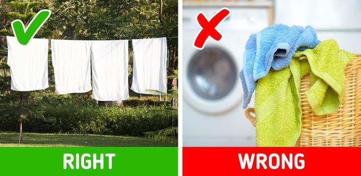 Μυρίζει το μπάνιο; 10 έξυπνα κόλπα_ στεγνές_πετσέτες_για_να_μυρίζει_όμορφα_το_μπάνιο_