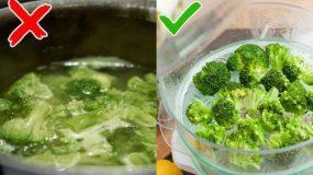 Τα 12 τρόφιμα που μαγειρεύουμε λάθος_