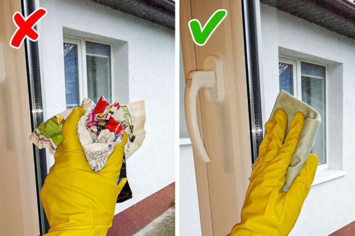 Καθαριότητα του σπιτιού: Τα 13 σοβαρά λάθη που κάνουμε