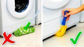 Με αυτά τα 27 κόλπα καθαρίσματος θα γλυτώσεις πολλά λεφτά