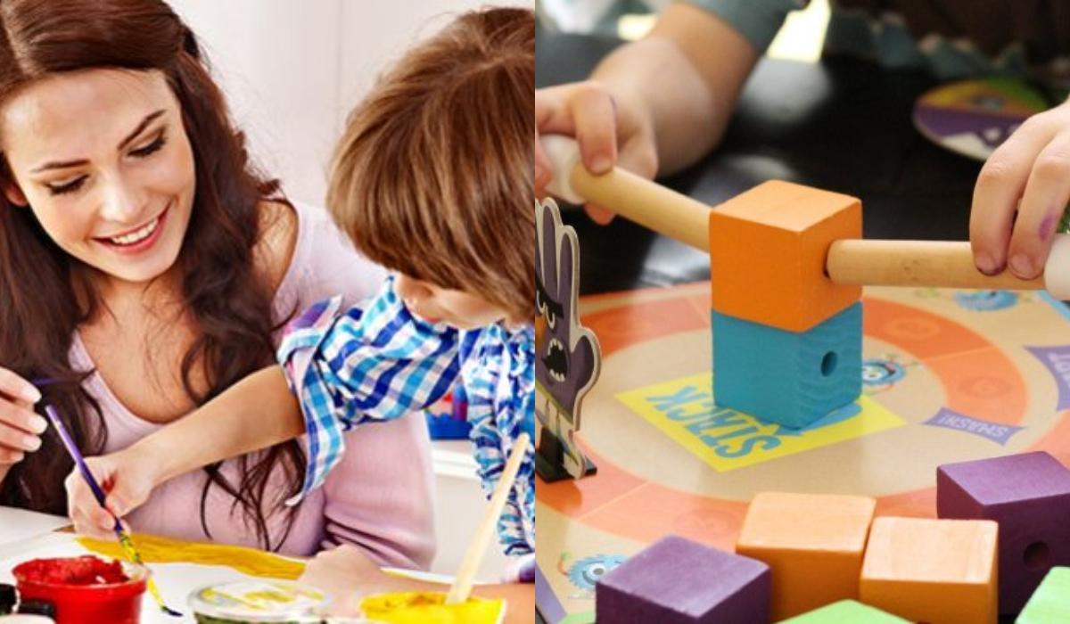 Αμφίπλευρος συντονισμός στα παιδιά: Τι είναι_