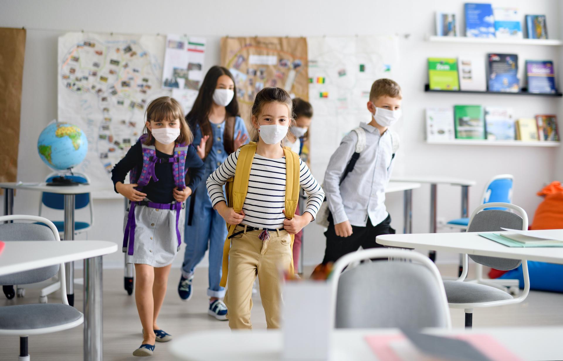 Σχολεία : Πως θα λειτουργούν σε κάθε περιοχή