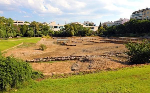 Το_αρχαίο Λύκειο_στην_Αθήνα_