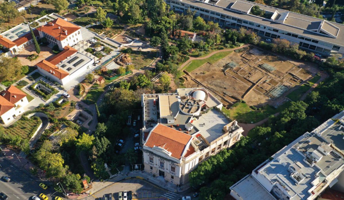 """Το αρχαίο """"Λύκειο"""" στην Αθήνα: Η εντυπωσιακή ιστορία_"""