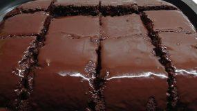 Η καλύτερη συνταγή για σοκολατόπιτα _
