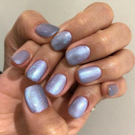 ιδέες_για_velvet_nails_σε_μοβ ανοιχτό_χρώμα_