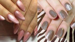 Ιδέες για velvet nails: Η πιο σικ τάση στα νύχια_