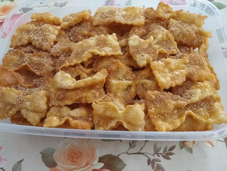 Ξεροτήγανα φιογκάκια_Η απόλυτη Κρητική συνταγή_