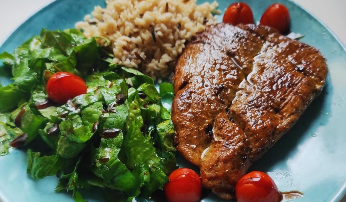 Συνταγή για ψαρονέφρι στο φούρνο_