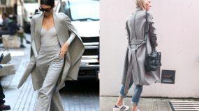 Γκρι ρούχα: 16 μοντέρνες ιδέες να τα συνδυάσεις
