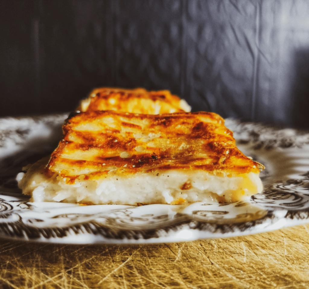 Συνταγή για_ Leche frita_Ισπανικό_γλυκό_χωρίς_ζάχαρη_