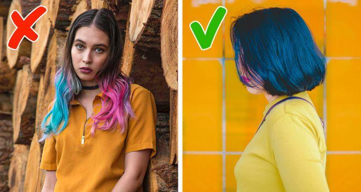 Dip-dyed μαλλιά_που_έχουν_ξεπεραστεί_