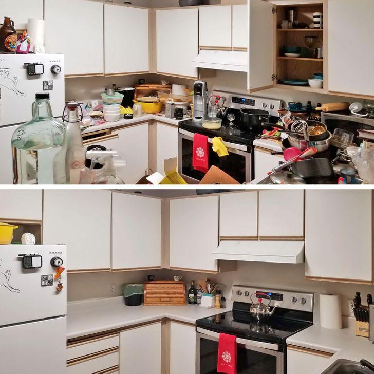 καθαριότητα_στον_πάγκο_της_κουζίνας_