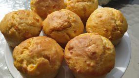 Αλμυρά κεκάκια με φέτα - Η καλύτερη συνταγή _