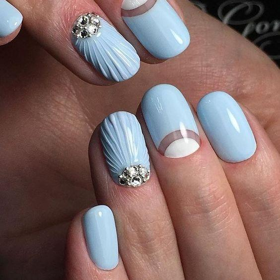 seashell_nails_με_θαλασσί_νύχια_με_σχέδια_