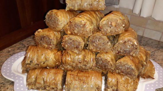 Σαραγλί : Η καλύτερη παραδοσιακή συνταγή _