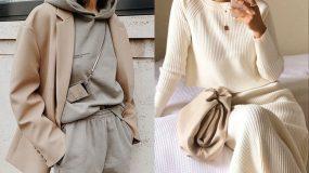 Loungewear outfits: Ιδέες για άνετα ρούχα στην καραντίνα _