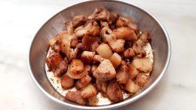 Χοιρινές τσιγαρίδες : Η καλύτερη συνταγή_