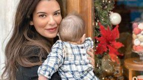 Νικολέττα Ράλλη: Φωτογραφίζει την κόρη της μέσα στο κουκλίστικο βρεφικό δωμάτιό της!