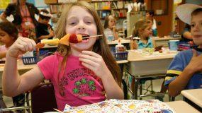 Τροφή για σκέψη: Όχι φαγώσιμα κεράσματα στο σχολείο
