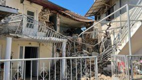 Bίντεο από τον σεισμό στην Ελασσόνα – «Χριστέ μου μεγάλος σεισμός!»