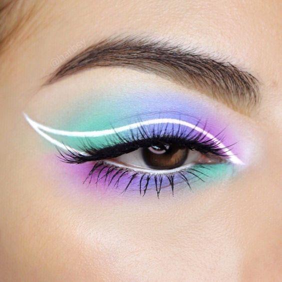 χρωματιστές_σκιές_και_χρωματιστά_eye_liner_