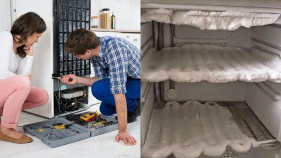 Το ψυγείο βγάζει νερά: 5 πιθανές αιτίες_