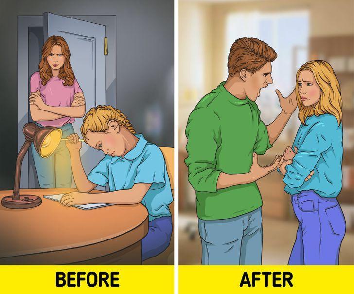 λάθη_που_κάνουν_οι γονείς_και_επηρεάζουν_τα_παιδιά_σαν_ενήλικους_