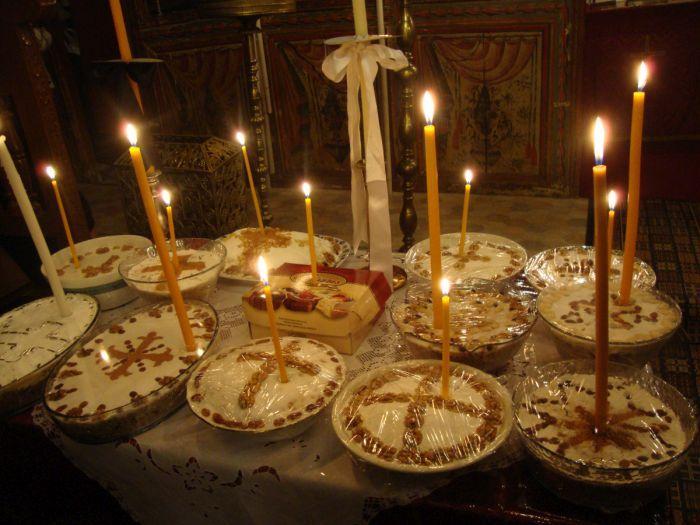 Η προσευχή για το Ψυχοσάββατο: Ευχή υπέρ αναπαύσεως των κεκοιμημένων