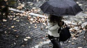 Kαιρος :Βροχές και πτώση της θερμοκρασίας