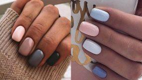 Χρωματιστά νύχια: Ιδέες για το ανοιξιάτικο μανικιούρ_