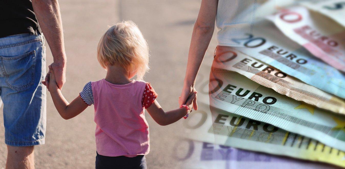 Επίδομα παιδιού: Οι ημερομηνίες πληρωμής για όλο το 2021