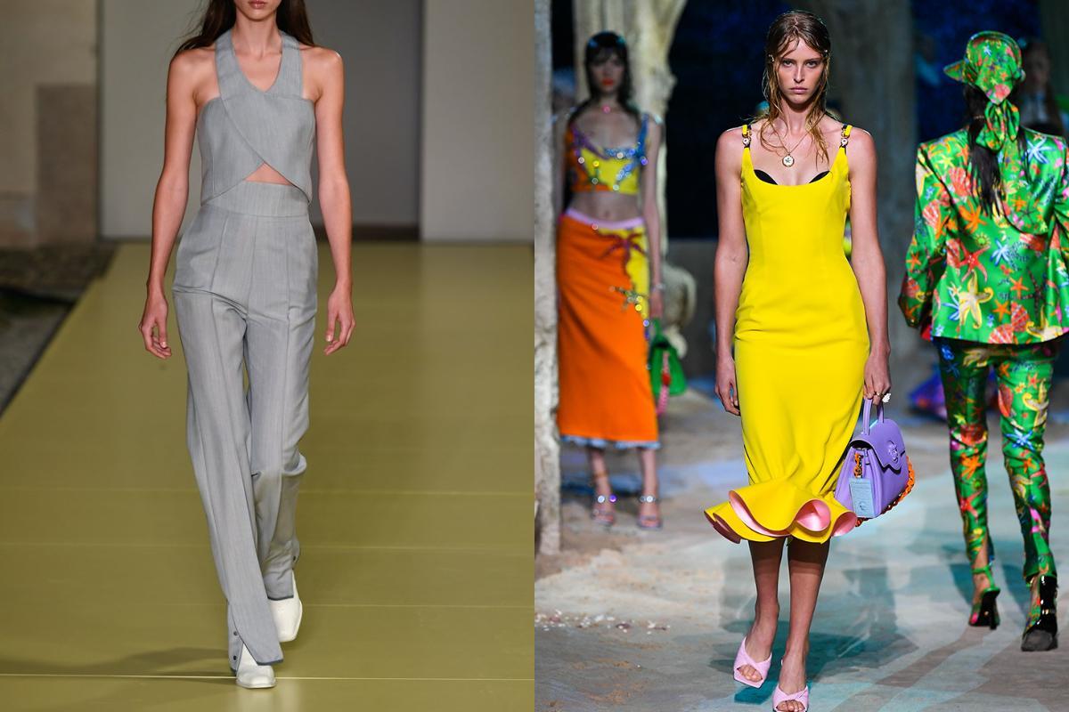 Οι τάσεις στα γυναικεία ρούχα για την Άνοιξη – Καλοκαίρι 2021