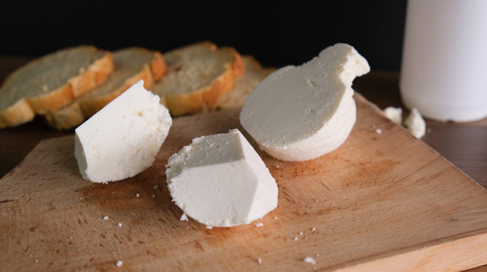 Πώς θα φτιάξω τυρί με κεφίρ_