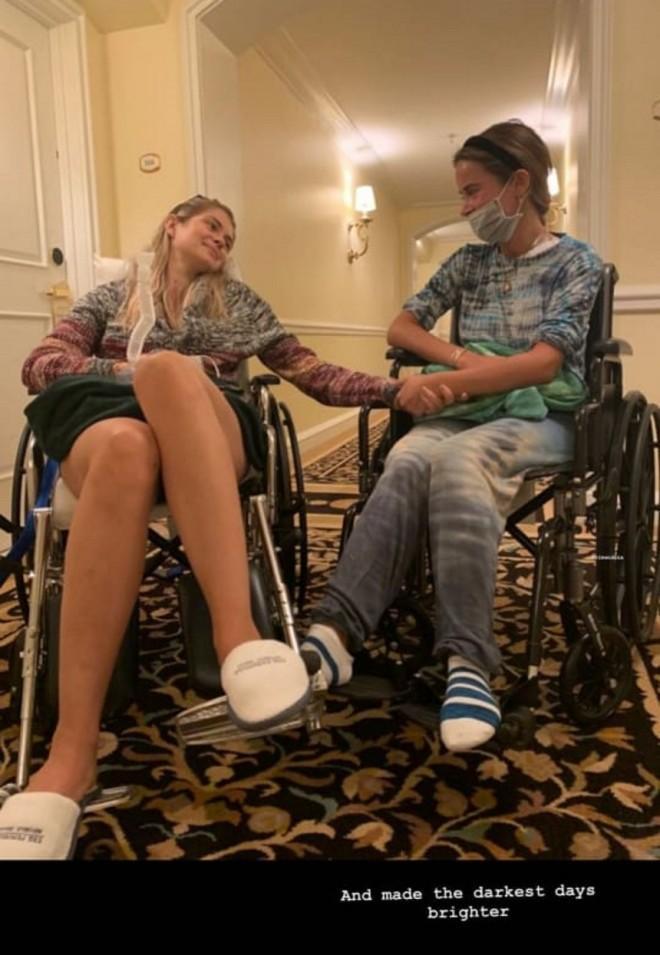 Αμαλία Κωστοπούλου: Η φωτογραφία στο αναπηρικό καρότσι και το μήνυμα ελπίδας που στέλνει