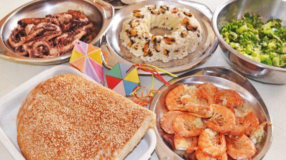 Σαρακοστιανά φαγητά: Πόσες θερμίδες έχουν