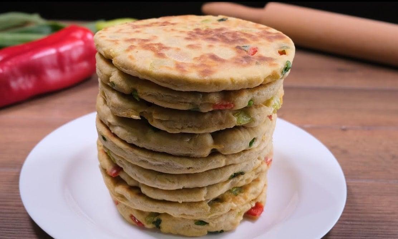 Η καλύτερη συνταγή για πίτες λαχανικών _(βίντεο)