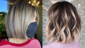 Ανταύγειες σε καρέ μαλλιά: 16 μοντέρνες ιδέες_