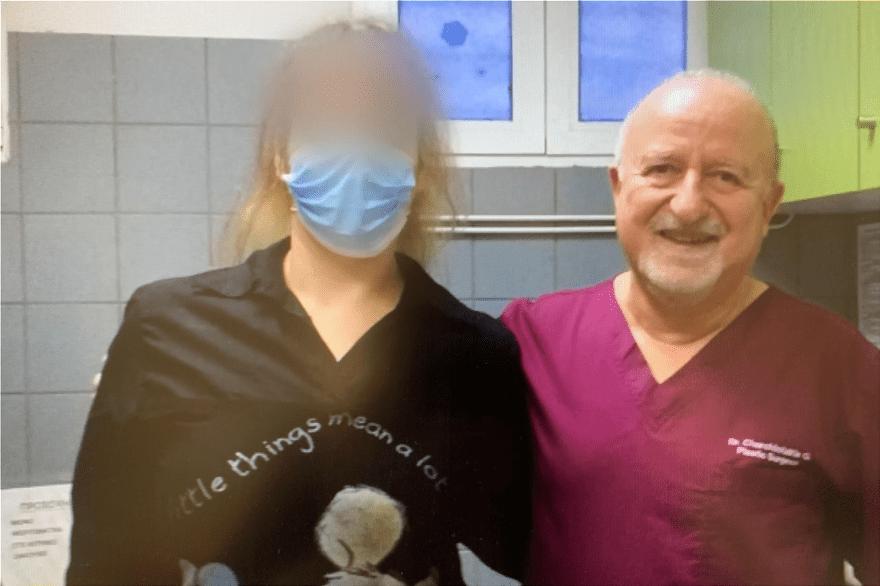 Υιοθέτησε πιτ μπουλ και της έφαγε μύτη και και στόμα – Η μάχη της 35χρονης στο νοσοκομείο